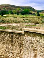 Existing Stone Dam