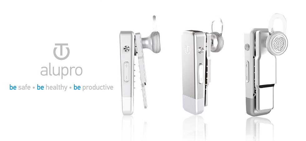 alupro Bluetooth® Headset