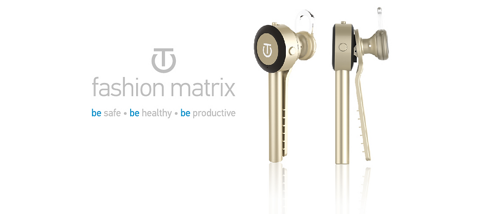 fashion matrix Bluetooth® Headset