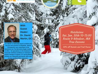 January Ski With Healers