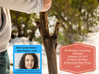 February Hike With Healers