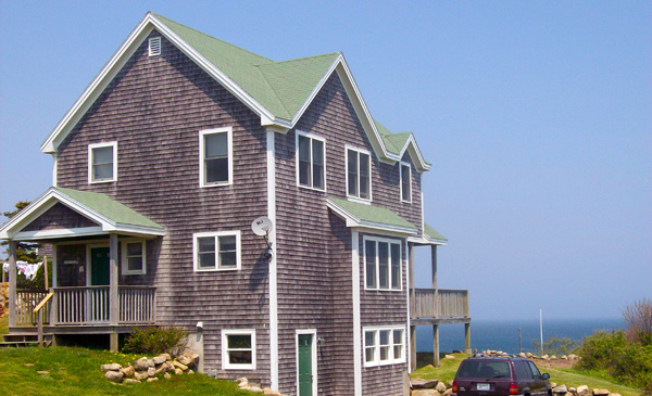 Newport House Views