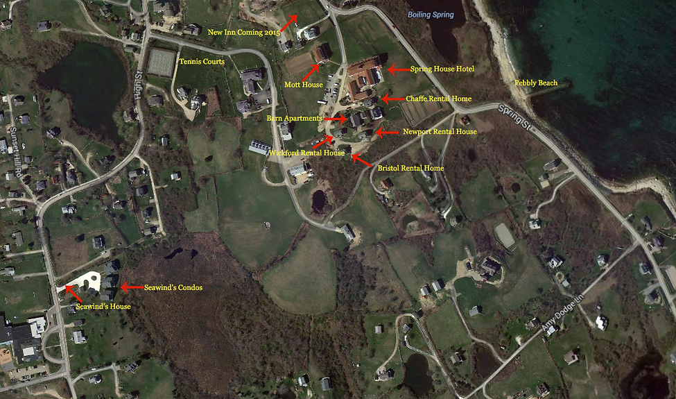 spring house property map
