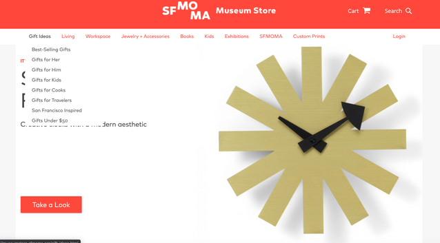SF MOMA- Gift Ideas