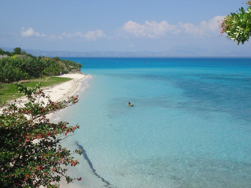 L'Ile-à-Vache, Haïti.