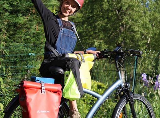J'ai troqué ma twingo contre un vélo. Petit éloge de la lenteur (mais toujours à moteur...)