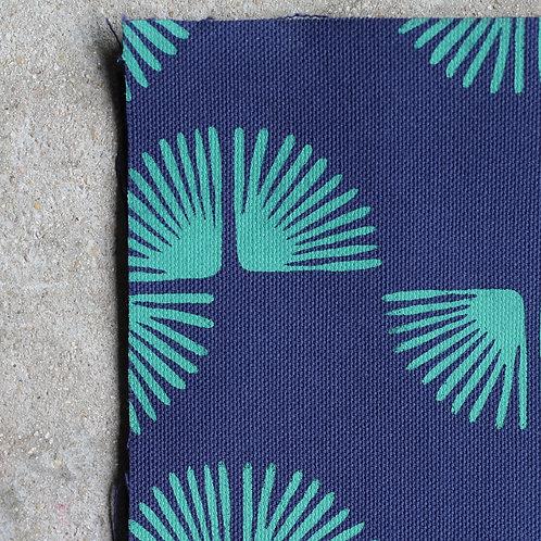 Coupon coton bio marine • Paon menthe