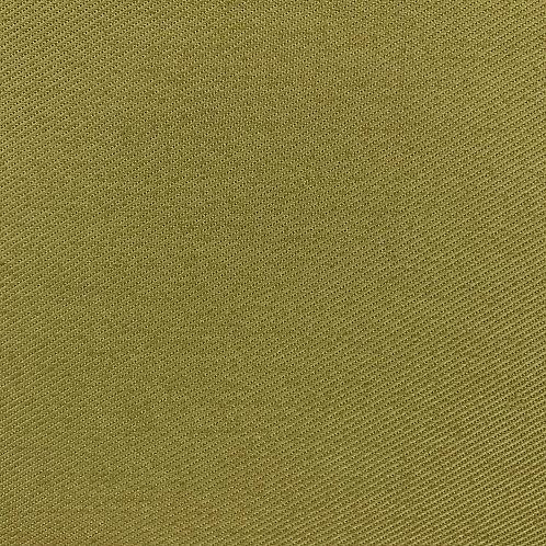 Coupon de toile de coton kaki - Imprimé au choix