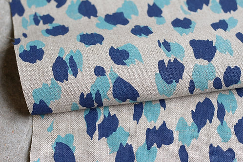 Coupon lin bio de Normandie • Sauvage bleus