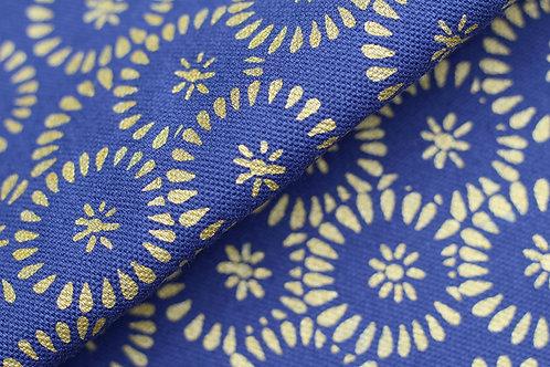 Coupon coton bio marine • Soleil doré