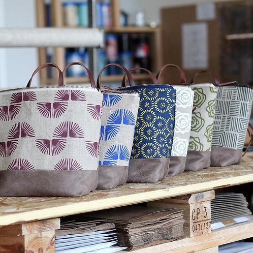 Atelier impression + couture du sac Nouakchott