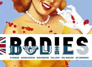 גופות - סיפור בארבעה זמנים שונים