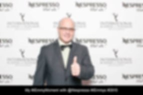 Alon Newman a Jurror at the 43rd International Emmy Awards