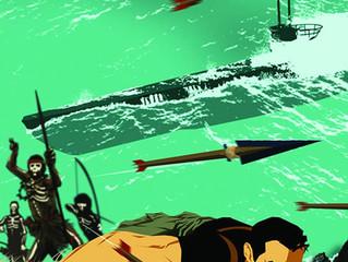 קומיקס מרתק בהחלט The Mercenary Sea