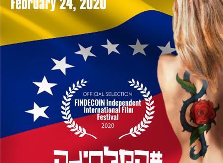 הסרט #המלחינה נבחר לפסטיבל הסרטים הבינלאומי פינדאקויין שבונצואלה - דרום אמריקה