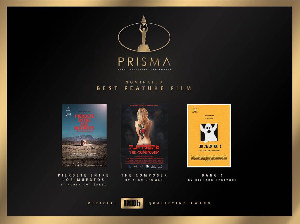 מועמד לפרס הסרט הטוב ביותר