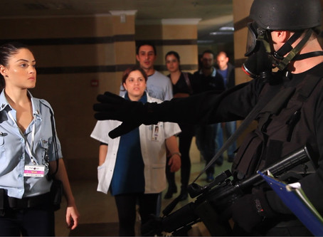 AntiVirus - Part of the Israeli SciFi community and now part of the Israeli films community as well.