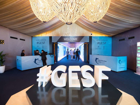 Julius Maada Bio, Juan Manuel Santos, & Bana Al-Abed are among speakers at GESF 2019