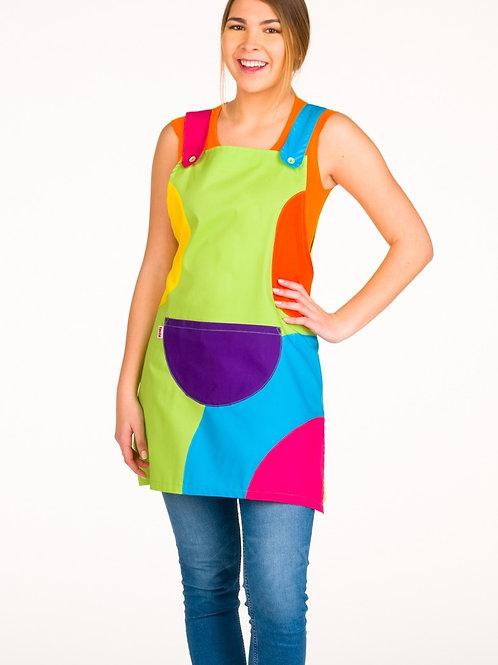 Estola multicolor.