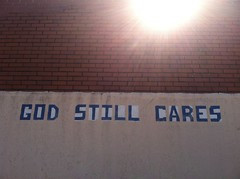 Sermon: God Still Cares And His Love Has Not Changed