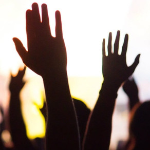 Sermon:  There is Power in Your Praise (Audio)