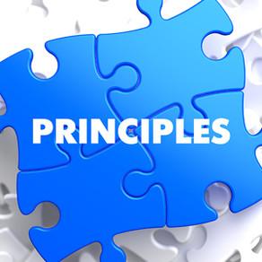 Sermon: God's Principles (Audio)
