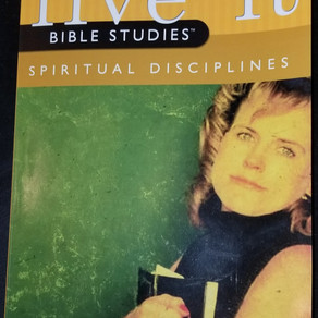 Bible Study: Learn It Learn It - Prayer part 5