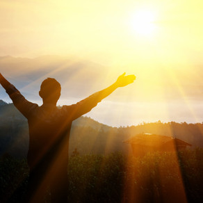 Sermon: I am Just Having a Moment of Thanksgiving! (Audio)