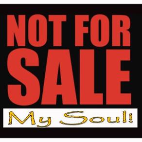 Sermon: It's Not For Sale! (Audio)