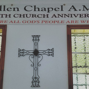 AM Sermon: The Power of God's Peace (Audio)