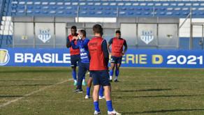 Esportivo vai até Jaraguá do Sul para duelo direto contra o Juventus