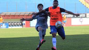 Esportivo apresenta novo goleiro e alinha agenda de testes preparatórios