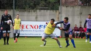 Clube Esportivo vence jogo-treino contra o Caxias