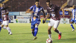Na estreia de Zimmermann, Esportivo marca no fim, mas é superado pelo Caxias