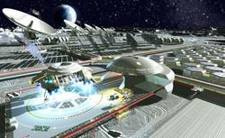 База пришельцев
