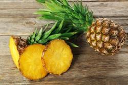 Забудь про ананасы