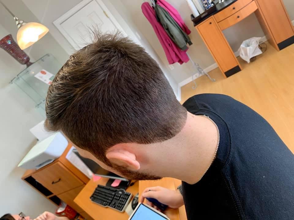 Gentlemen's Hair Cut