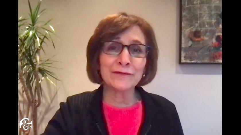 Congresswoman Suzanne Bonamici in pre-recorded remarks for Bag&Baggage's reading.