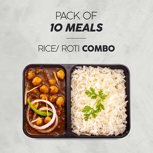 Combo Meal -  Pack of 10