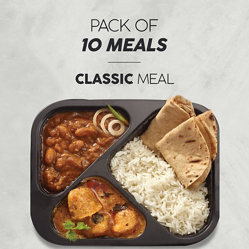 Classic Meal -  Pack of 10