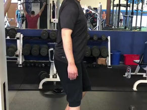A great exercise for knee strength and stability