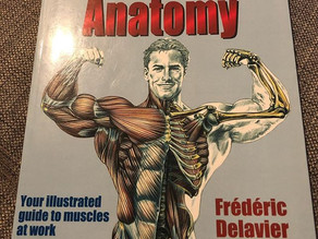 Anatomy and exercise book recommendation