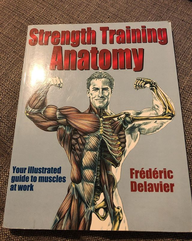 If you want a really good book on anatomy and exercise this is a great read