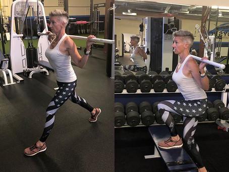 Tips for split squats in proper form