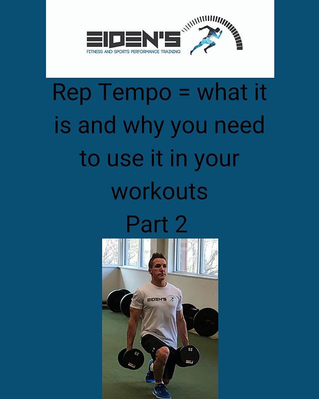 How to use rep tempo in your workouts
