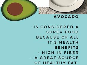 Avocado = Super Food