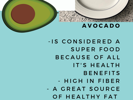 Avocado = Super Food