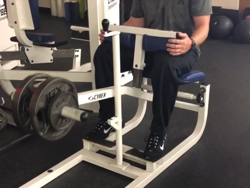 How to get great calf muscles