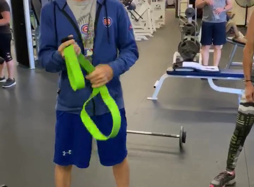 How to correctly do warm up sets