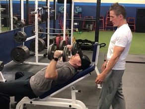 A 5 point body contact for proper form & maximal strength